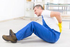 Dismissed After Accident At Work